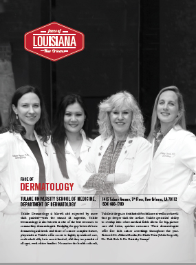 faces of dermatology