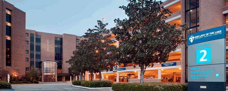 Our Lady Of The Lake Baton Rouge >> Affiliated Hospitals Medicine