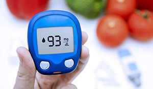 endocrinology blood sugar  meter