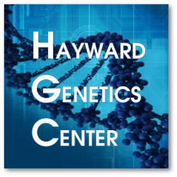 Hayward Genetics Logo by Yuwen Li
