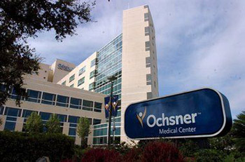 Ochsner Hospital main campus