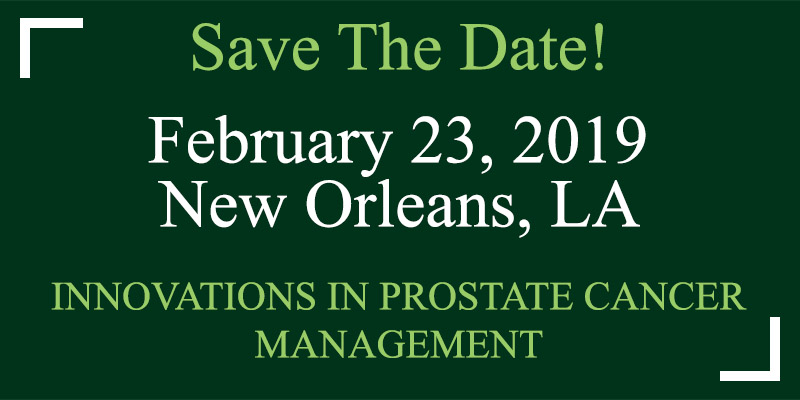 prostate cancer symposium date