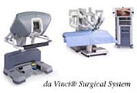 daVince surgical system picture