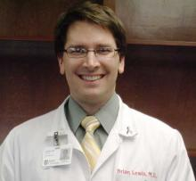 Brian Lewis, MD, MPH